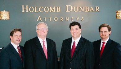 Holcomb Dunbar Attorneys